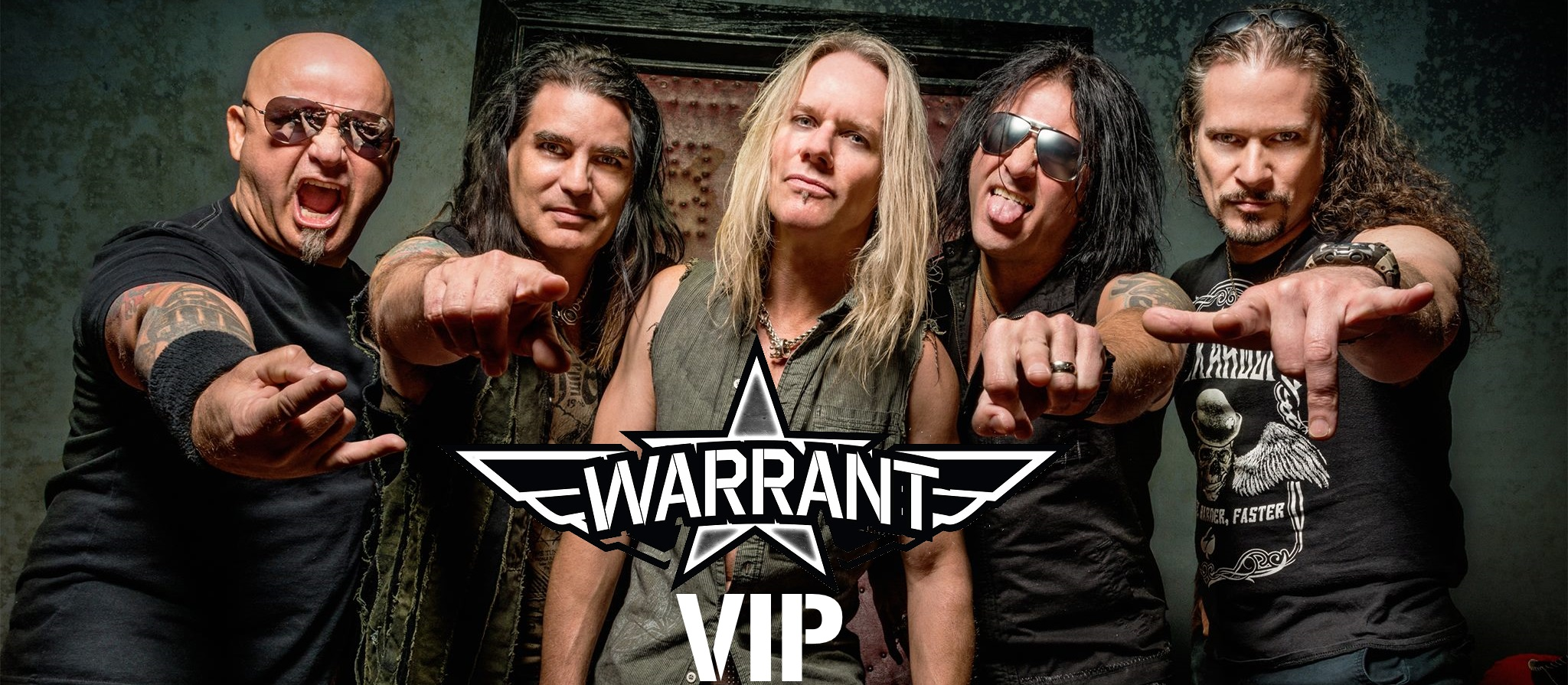 Warrant Vip Packages